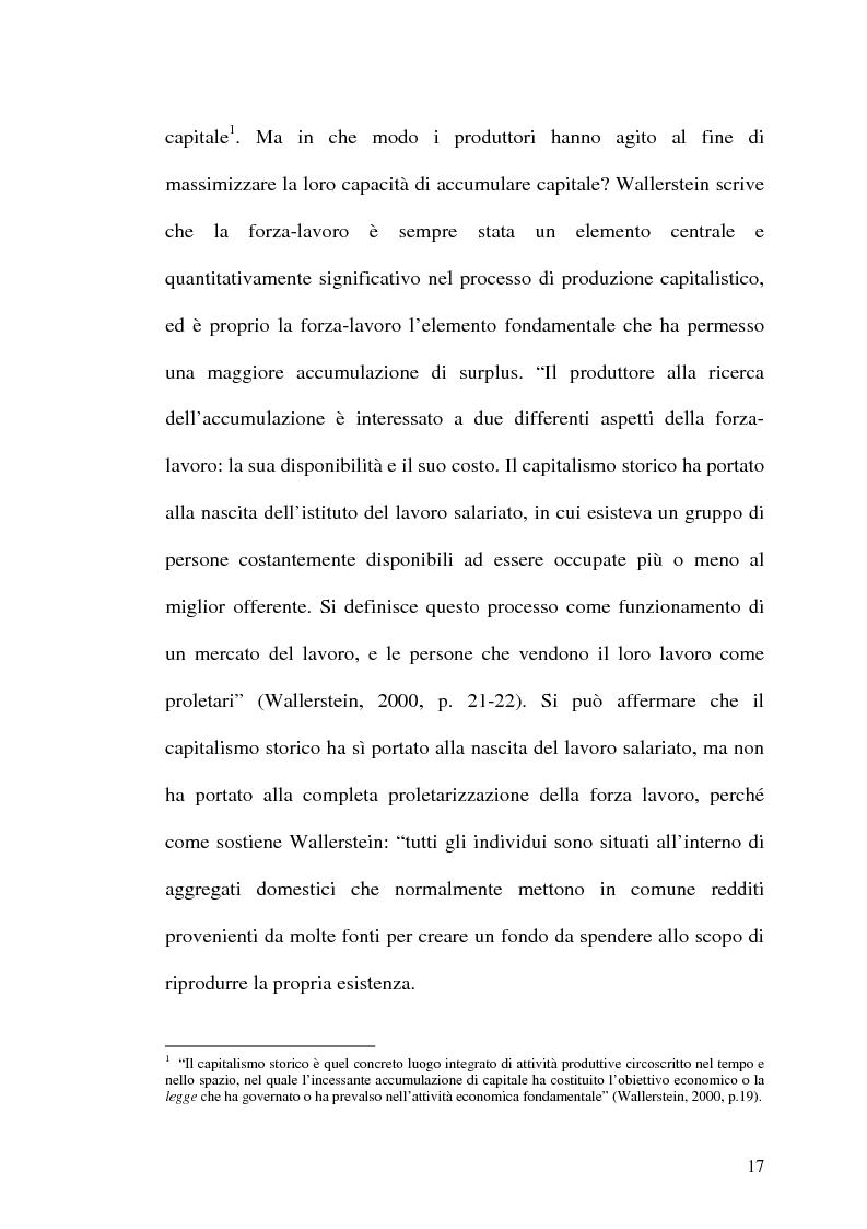 Anteprima della tesi: Il razzismo come pilastro istituzionale del capitalismo storico, Pagina 15