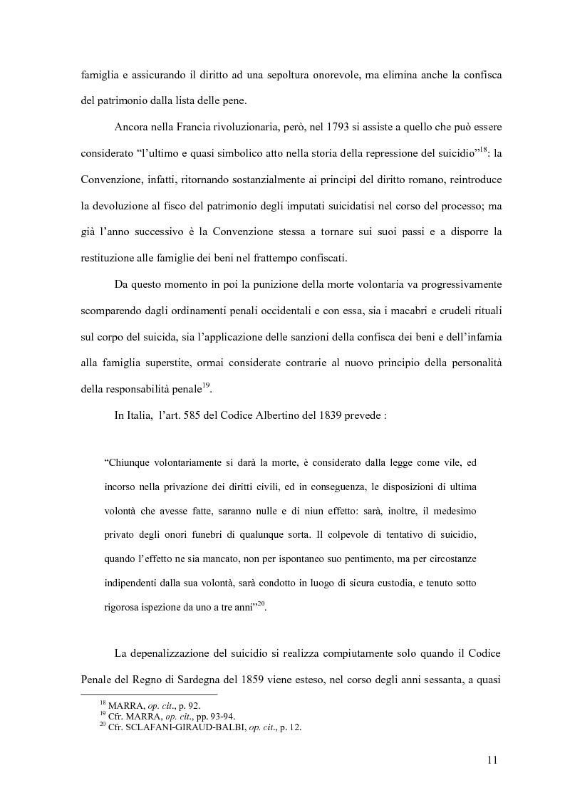 Anteprima della tesi: Il delitto di istigazione o aiuto al suicidio, Pagina 6