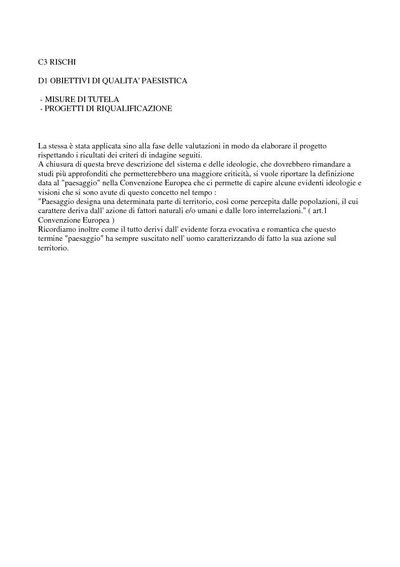 Anteprima della tesi: Riprogettazione sostenibile della S.S.96-Barese, Pagina 6
