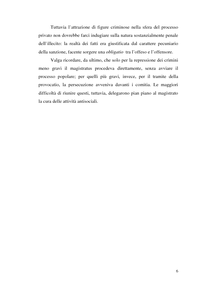 Anteprima della tesi: Influssi giurisprudenziali sull'evoluzione del diritto penale, Pagina 6