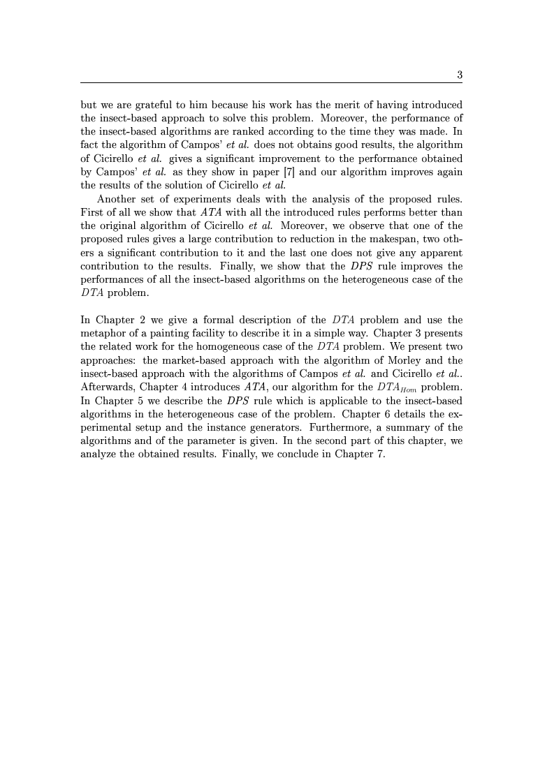 Anteprima della tesi: An Insect-Based Approach to the Dynamic Task Allocation Problem, Pagina 5