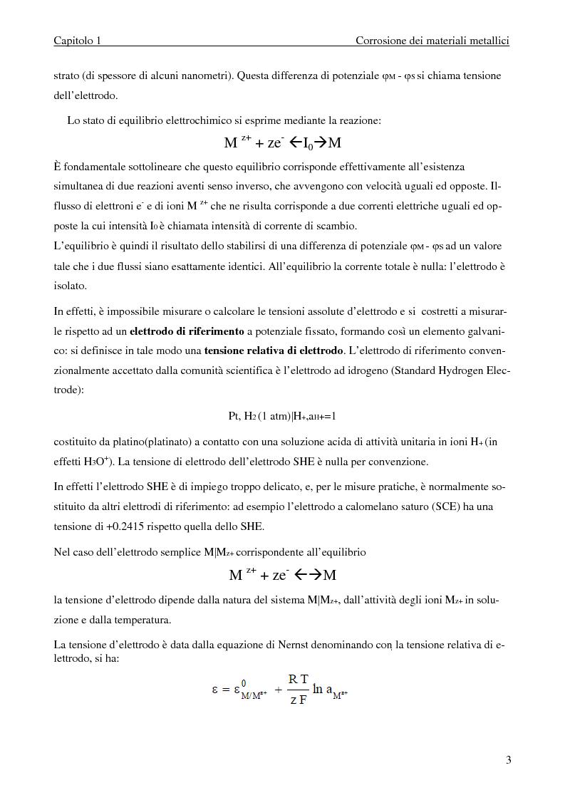 Anteprima della tesi: Effetti della polarizzazione elettrica del titanio su cellule ossee, Pagina 5