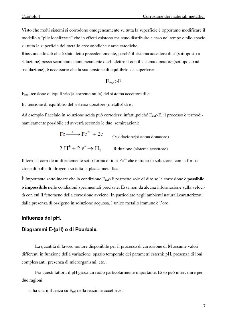 Anteprima della tesi: Effetti della polarizzazione elettrica del titanio su cellule ossee, Pagina 9