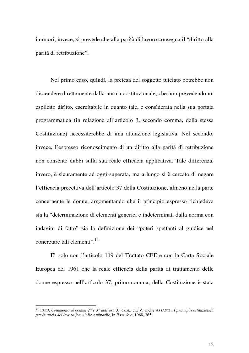 Anteprima della tesi: Il Lavoro dei minori e l'Apprendistato, Pagina 11